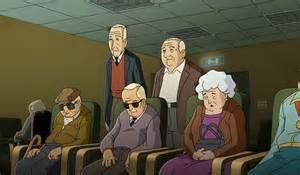 alzheimer, vieillesse, sénilité, maison de retraite, BD,