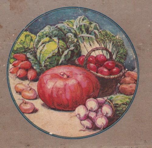livre ancien, jardin, viry